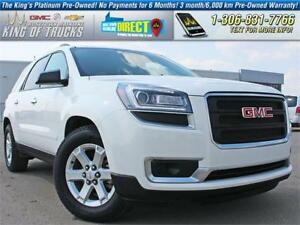 2015 GMC Acadia SLE2 Local | One Owner | PST Paid