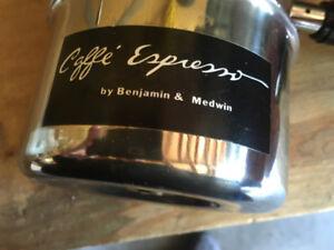 It's Espresso Time!