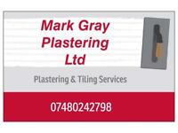 Plasterer and floor & wall tiler