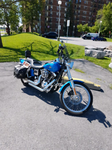 2002 dyna showroom condition 7500 weekend only firm