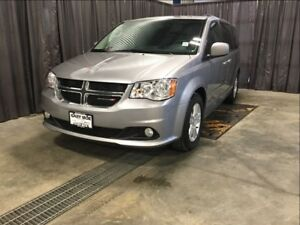 2016 Dodge Grand Caravan Crew *Leather* *Heated/Power Seats* *Bl