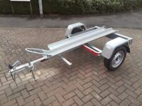 TEMA MOTO 1 Motorcycle Trailer
