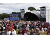 Carfest 3 day Camping 2xadults 2X child 6+