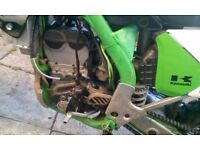 kx250f good big bike £1300 ono