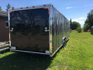 30' Enclosed Cargo Trailer