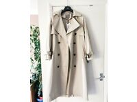 Next Neutral Trench Coat