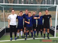 Players wanted for 6-a-side leagues in Battersea!