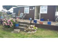 Chalet in Allhallows kent for sale