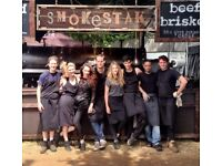 SMOKESTAK are looking for a CHEFS for The Big Feastival!