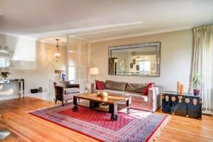 EGLINTON/SLOANE 5 BDRM NEWLY RENOVATED BUNGALOW FOR RENT