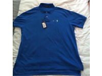 Mens Ralph Lauren Polo Shirt