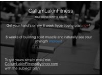 CallumLakinFitness your personal trainer! Level 3 qualified personal trainer.