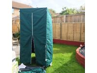 Cotton Toilet Tent- New