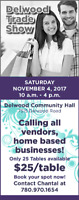 Delwood Community Trade Show