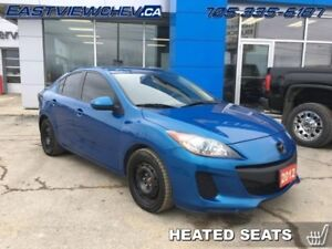 2012 Mazda Mazda3 GS-SKY  - Bluetooth -  CD and stereo - $82.08