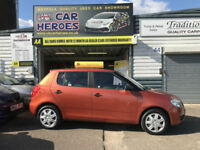 2007 SKODA FABIA (1) 1.4 TDI + £30 TAX *12 MONTH (AA) WARRANTY INCLUDED