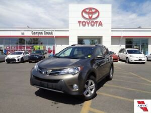 2014 Toyota Rav4 XLE AWD ONE OWNER CLEAN CARPROOF