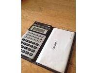 Casio FX-310 Pocket Scientific Calculator