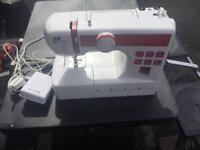 E&R Classic Electric Sewing Machine