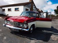 CLASSIC Humber Septre 1966, Two tone, 1725cc
