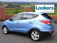 Hyundai ix35 PREMIUM CRDI (blue) 2013-09-01