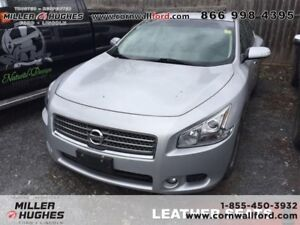 2011 Nissan Maxima As Is