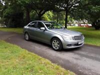 2009 59 Mercedes-Benz C220 CDI SE AUTO FSH SAT/NAV NEW MOT £5295