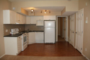 Bright, spacious, LEGAL - one Bedroom Basement Suite in Okotoks
