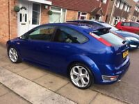 Ford Focus st 2 2.5 turbo 225 bhp 3 door totally standard may swap px