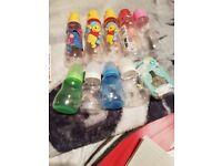 Mixed Baby Bottles