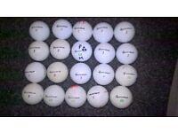TaylorMade Golf Balls (20 Balls)