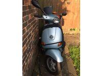 Vespa et2 50cc 2004