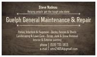 Guelph General Maintenance - CONCRETE