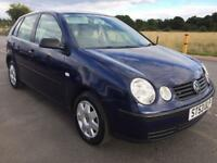 BARGAIN! Vw Volkswagen polo twist, long MOT, full service history, ready to go