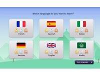 20% off a 12 month subscription to Languagenut - a digital languages resource for primary schools