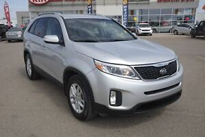 2015 Kia Sorento LX SEATS 5 -FACTORY WARRANTY REMAINING - BLU...