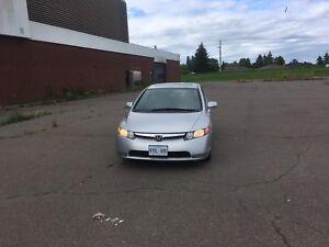 2008 Honda Civic safetied