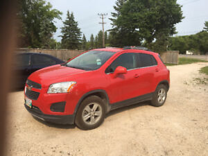 2015 Chevrolet Trax Hatchback