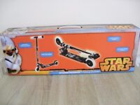 Childrens Star Wars Scooter