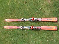 Fischer DRS Dual Radius Skis