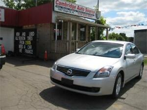 2009 Nissan Altima 2.5 S - NO ACCIDENTS - LEATHER - SUNROOF - AU