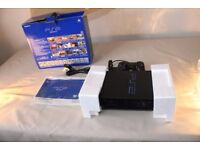 PS2 and Games Boxed