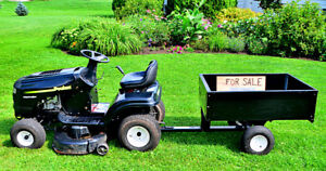 Poulan riding lawn mower/tractor