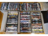 119 dvd collection for sale, including some boxsets. TREAD the globe