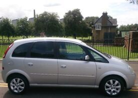 VAUXHALL MERIVA LIFE 16V++ 5 SEATER MPV++ EXCELLENT CONDITION