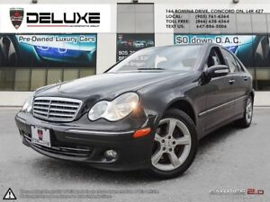 2007 Mercedes-Benz C C230 LOW KILOMETER MINT CONDITION $199.0...