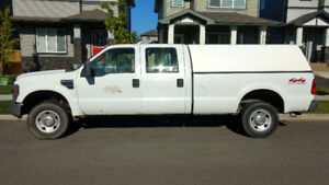 Ford f250 2008 with 20 000km on professionnally rebuild engine