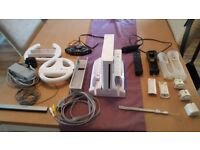 Wii fit and Wii console bundle