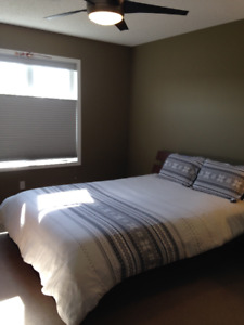 Near South Health Campus-Furnished Bedroom with Walk-In Closet