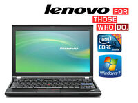 "Deliver If Needed - Lenovo 12.5"" Laptop - Intel Core i5 2.4Ghz - 320Gb - 4Gb - Win7 64Bit"